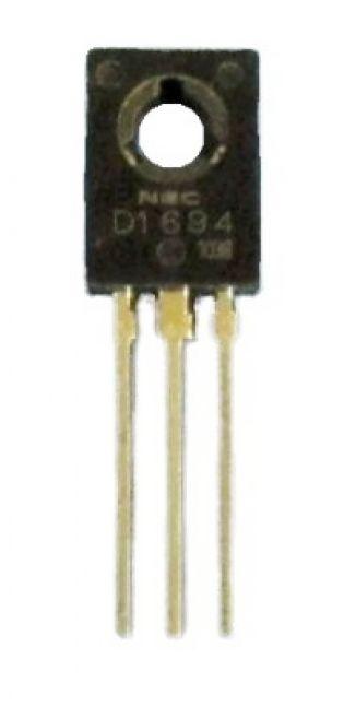 TRANSISTOR 2SD1694 NEC