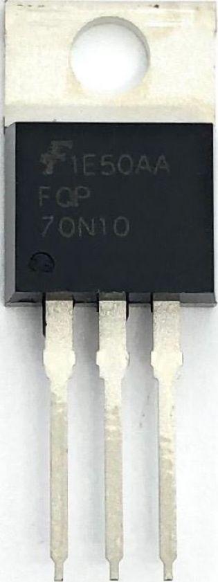 TRANSISTOR FQP70N10 TO-220 FAIRCHILD