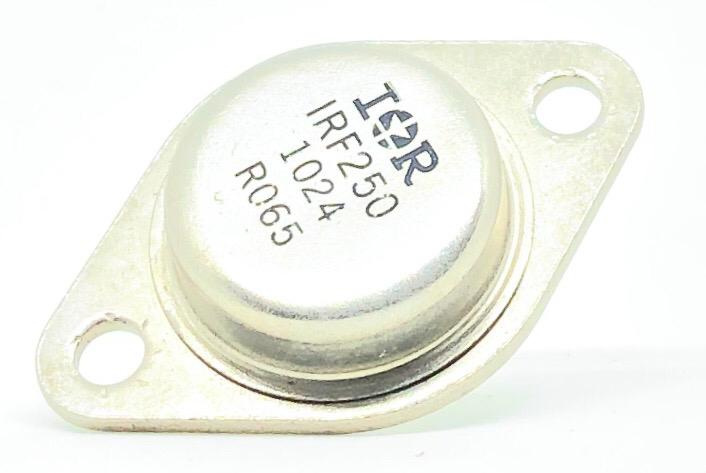 TRANSISTOR IRF250 TO3 INTERNATIONAL RECTIFIER