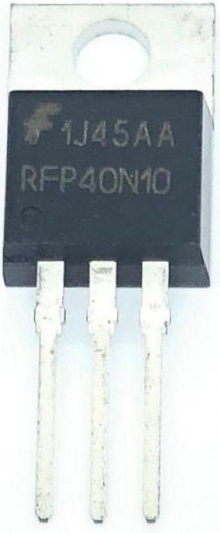 TRANSISTOR RFP40N10 TO220 FAIRCHILD