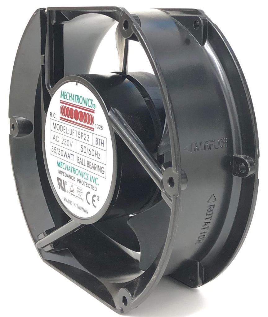 VENTILADOR FAN COOLER 172X150X51MM UF15P23-BTH 230V MECHATRONICS (UF15P23BTH)