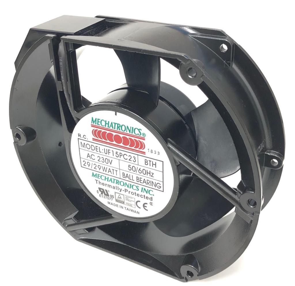 VENTILADOR FAN COOLER 172X150X51MM UF15PC23-BTH 29W 230V MECHATRONICS (UF15PC23BTH)
