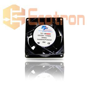 VENTILADOR FAN COOLER 80X80X38MM BIVOLT TCT-80 (TCT80)