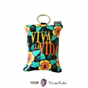 CHAVEIRO ECO BAG FRIDA KAHLO FK012