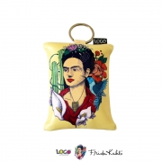 CHAVEIRO ECO BAG FRIDA KAHLO FK015