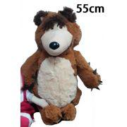 Urso da Masha 55cm de altura Pelúcia de Alta Qualidade ideal para aniversários, festas, decoração, presente para crianças!