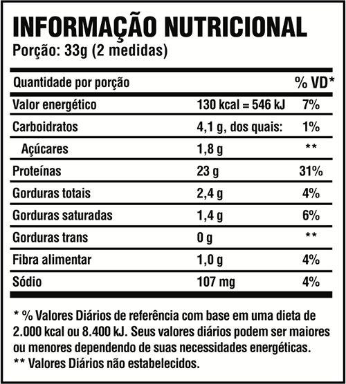 100% Pure Whey 900g Probiótica