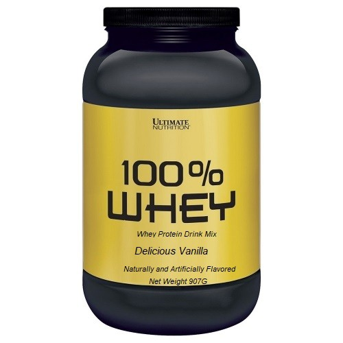 100% Whey 2lbs (907gr) - Ultimate