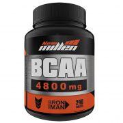 BCAA 4800mg 240 Tabletes New Millen