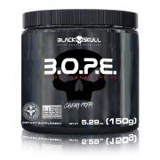 BOPE Pré Treino 150g Black Skull