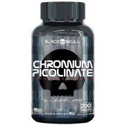 Chromium Picolinate 200 Cápsulas Black Skull