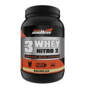 Combo 10x 3 Whey Nitro2 900g New Millen