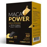 Combo 3x Maca Power 60 Cápsulas Maxinutri
