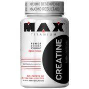 Creatine 120 Cápsulas Max Titanium
