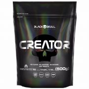 Creator 500g Black Skull