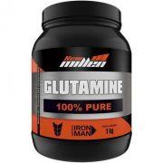 Glutamina 100% Pure 1kg New Millen
