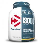 ISO 100 - 100% Hydrolyzed 5lb/2,258kg Dymatize Nutrition