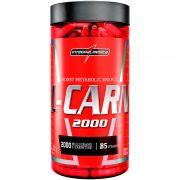 L-Carn 2000 120 Cápsulas Integralmédica