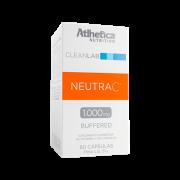 Neutra C 1000mg 60 Cápsulas Atlhetica Nutrition