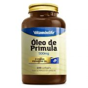 Oleo De Primula 500mg (100 Caps) - Vita Life