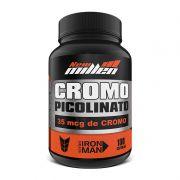 Picolinato de Cromo 100 Cápsulas New Millen