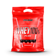 Super Whey 100% Pure Refil 907g Integralmédica
