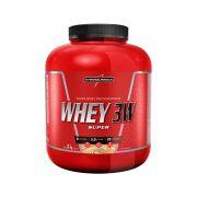 Super Whey 3w 1,8kg Integralmédica