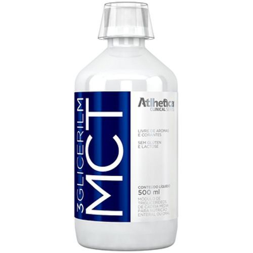 3 Gliceril MCT 500ml Atlhetica Nutrition