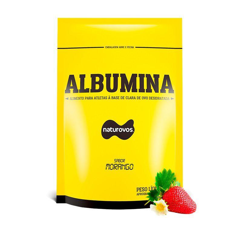 Albumina 500g Naturovos  - Vitta Gold