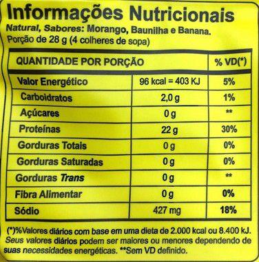 Albumina 500g Naturovos  - Vitta Gold Nutrição Esportiva