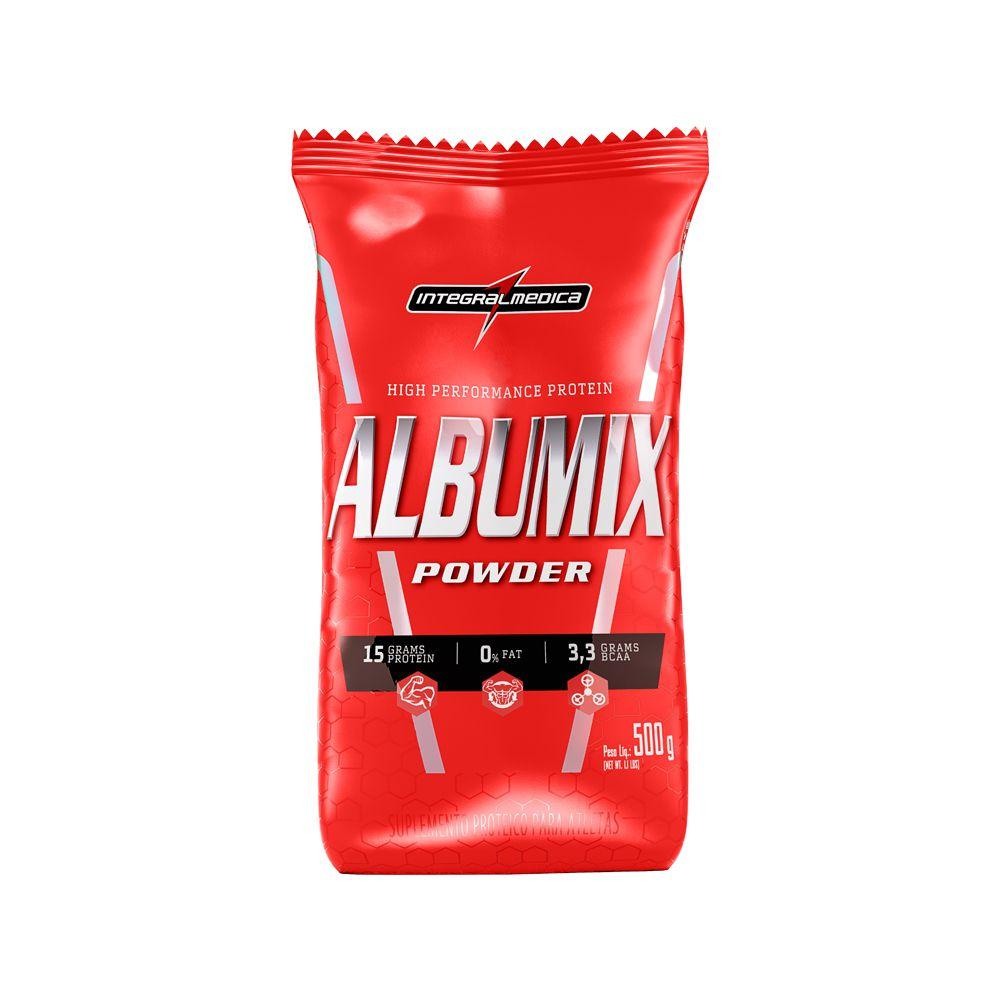 Albumix Powder 500g Integralmédica  - Vitta Gold