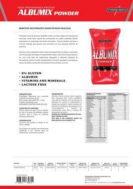 Albumix Powder 500g Integralmédica