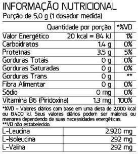 Amino HD 10:1:1 300g Atlhetica Nutrition  - Vitta Gold