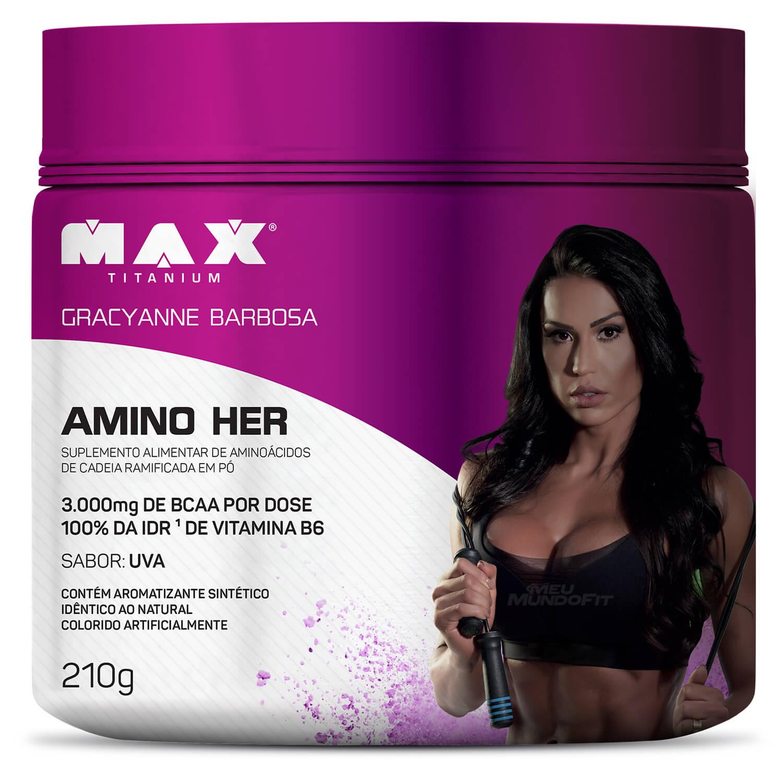 Amino Her 210g Max Titanium  - Vitta Gold