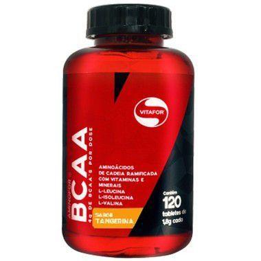 Aminofor BCAA 120 Tabletes Vitafor  - Vitta Gold