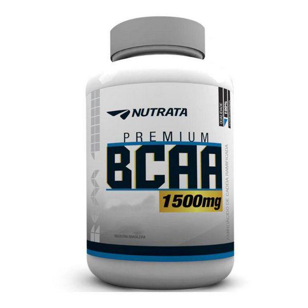 BCAA 1,5g 120 Tabletes Nutrata