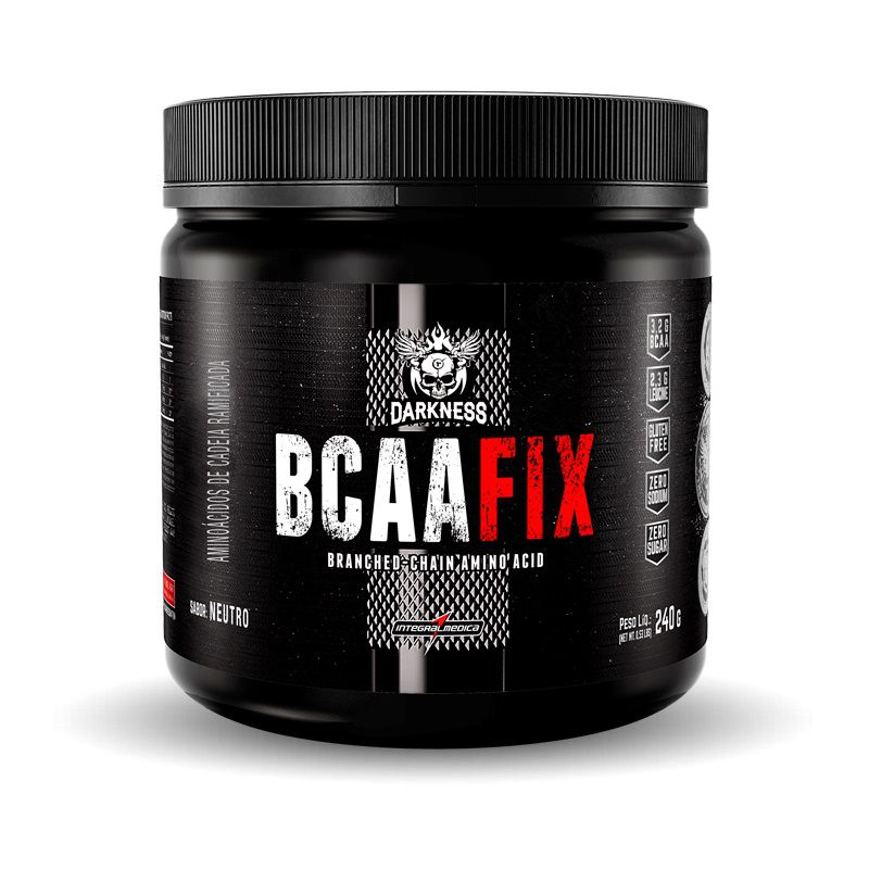 BCAA Fix 240g Integralmédica  - Vitta Gold