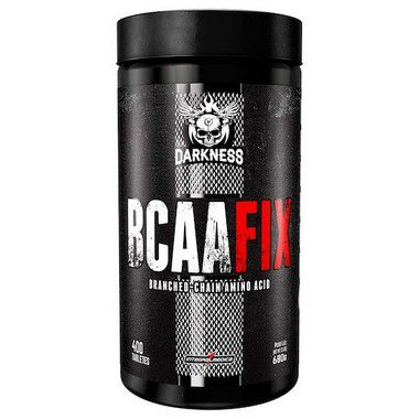 BCAA Fix 400 Tabletes Integralmédica  - Vitta Gold