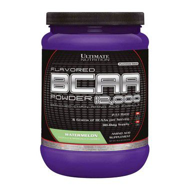 Bcaa Powder 12000 228g Ultimate Nutrition   - Vitta Gold