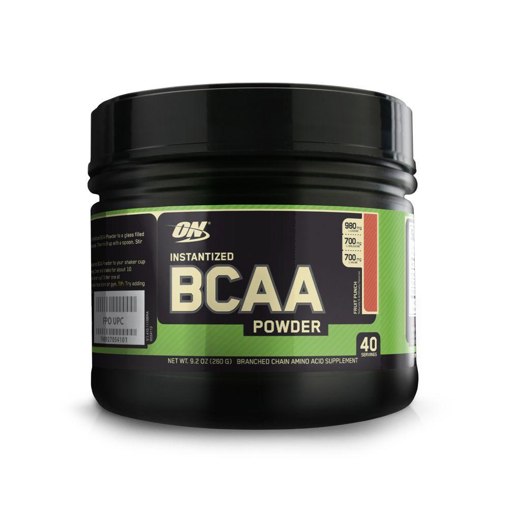 BCAA Powder 260g Optimum Nutrition