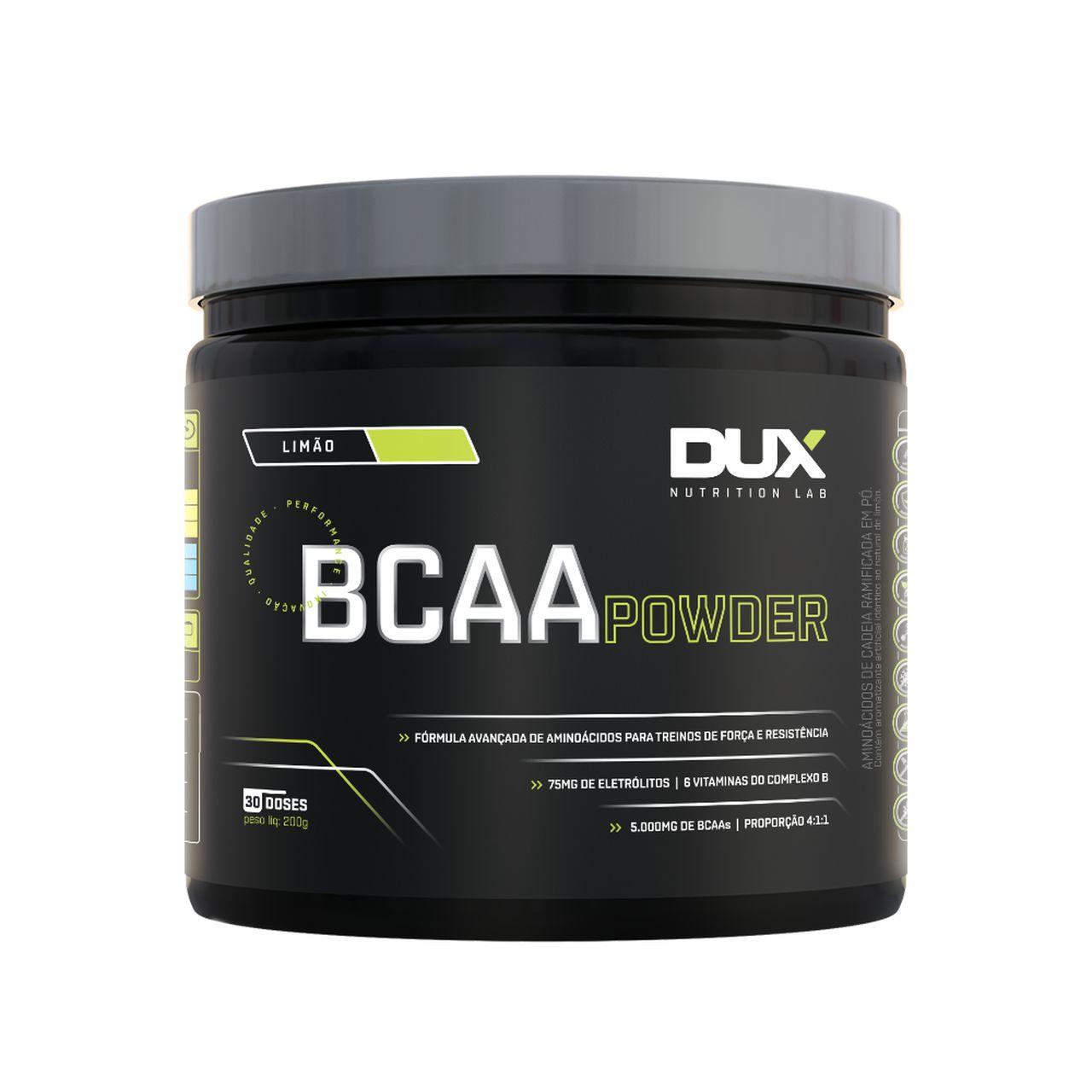 BCAA Powder 200g Dux Nutrition