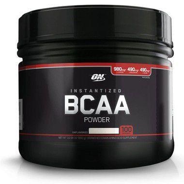 BCAA Powder Blackline 300g Optimum Nutrition  - Vitta Gold
