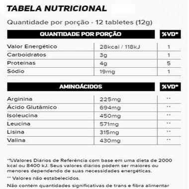 BCAA Premium 120 Tabletes New Millen