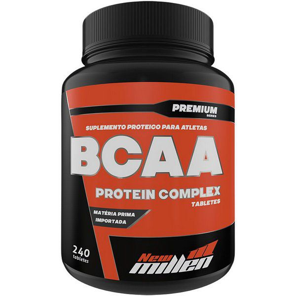 BCAA Premium 240 Tabletes New Millen  - Vitta Gold