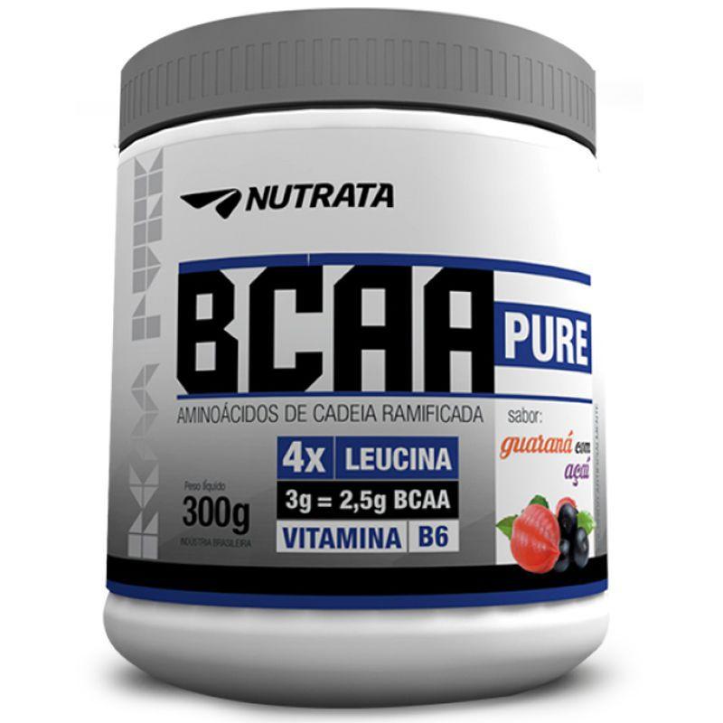 BCAA Pure 300g Nutrata  - Vitta Gold