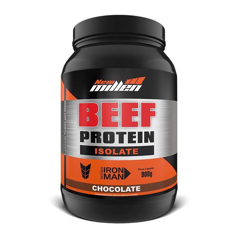 Beef Protein Isolate 900g New Millen  - Vitta Gold