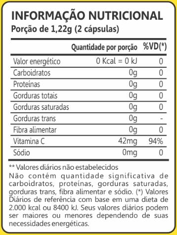Blueberry 500mg - 60 Caps Maxinutri  - Vitta Gold