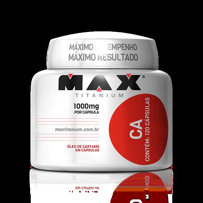 CA Tonalin 120 Cápsulas Max Titanium