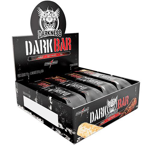 Caixa Dark Bar 90g 8 Unidades Integralmédica