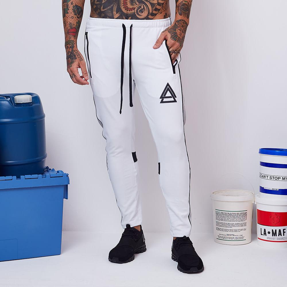 Calça Masculina Lamafia Comfy Branca